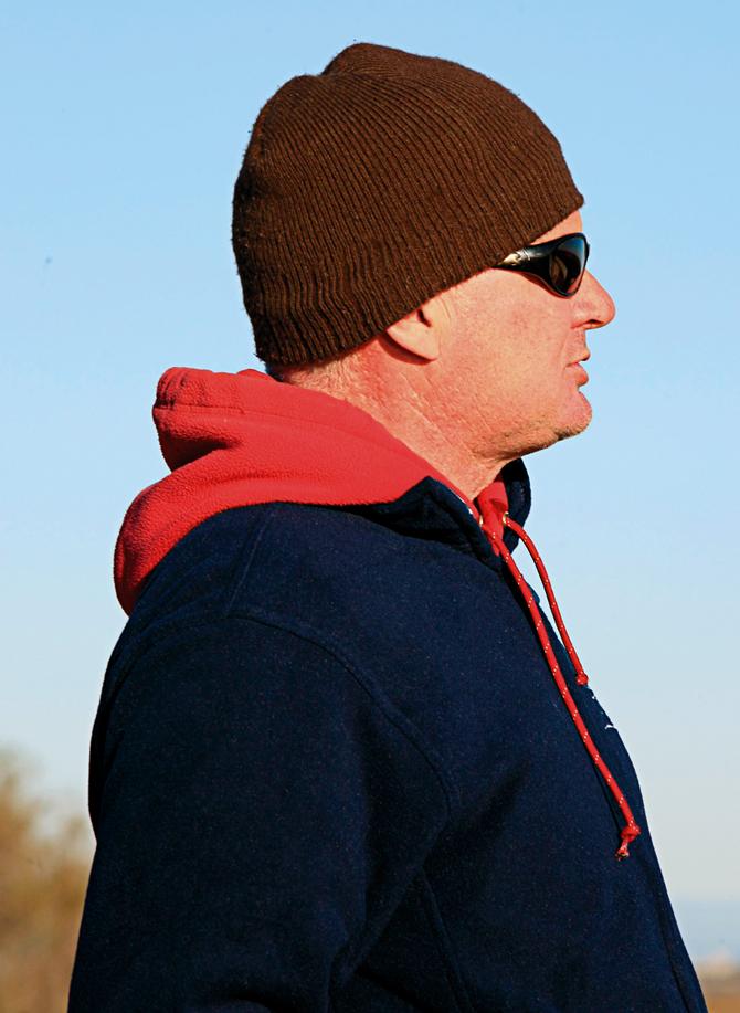 Portrait du responsable des Salins d'Aigues-Mortes